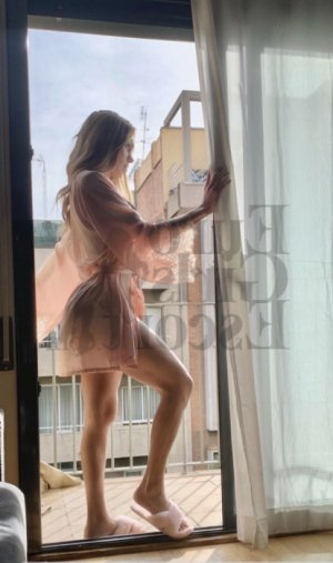 Syrielle live escort in Dublin Ohio